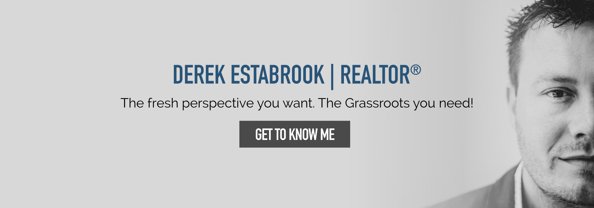 Derek Estabrook Realtor   Grassroots Realtor, Buy or Sell your home in the peace region